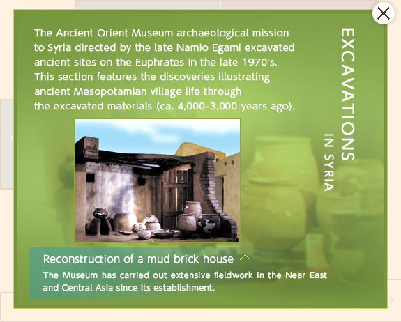Excavations in Syria